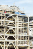 Refinery Factory with LNG — Stock Photo