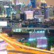 Bangkok downtown Highway — Foto de Stock