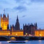 London Big ben — Stock Photo