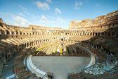 Colosseum Architecture Interior — Stock Photo