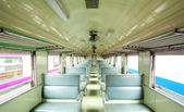 Empty Train — Stock Photo