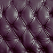 Violet genuine leather — Stock Photo