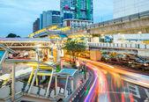 曼谷市中心 — 图库照片