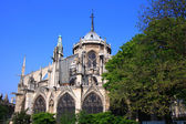 Cathedral Notre Dame — Stock Photo