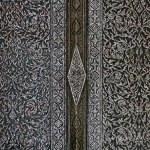 Temple door pattern background — Stock Photo #30041995