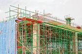 Under construction site — Stock Photo
