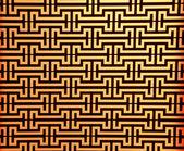 Stållist på windows mönster på orange — Stockfoto
