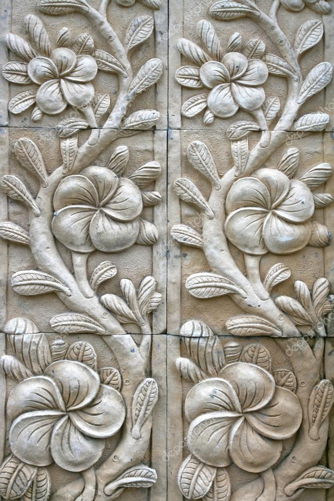 Stone carving — stock photo vichie
