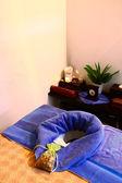 Spa-Zimmer in thailand — Stockfoto