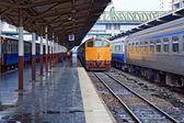 Bangkok railway station thailand — Stockfoto
