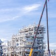 Liquefied natural gas Refinery Factory — Stock Photo