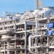 LNG Refinery Plant — Stock Photo
