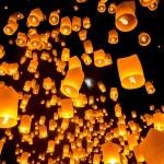 Sky Lantern — Stock Photo #36153085