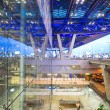 Bangkok airport exterior — Stock Photo #36153105
