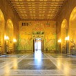 Stockholm City Hall ballroom — Stock Photo #36326143