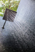 Rain shower — Stock Photo