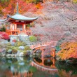 Stock Photo: Daigoji Temple Kyoto Japan
