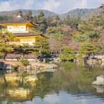 Kinkakuji Temple Kyoto Japan — Stock Photo #38381539