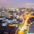 Bangkok downtown — Stock Photo
