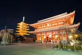 Senjoji temple Tokyo — Stock Photo