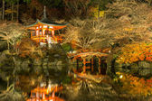 Daigoji Temple Kyoto Japan — Stock Photo