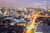 Bangkok downtown — Stock Photo