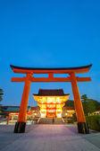 伏見稲荷神社京都 — ストック写真