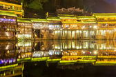 Fenghuang ancient town China — Stock Photo