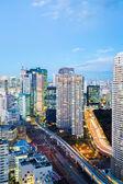 Tokyo Cityscape downtown — Stock Photo
