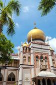 Singapore masjid Sultan — Stock Photo