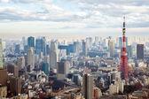 Tokyo kulesi — Stok fotoğraf