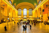 Grand central bus station nyc — Stockfoto