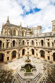 Templar Convents of Christ Tomar — Stock Photo