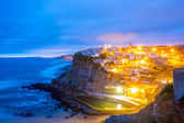 Azenhas do Mar village Sintra Portugal — Stock Photo