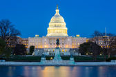 US Capitol Building — Stock Photo