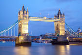 Tower Bridge England — Stock Photo