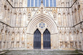 York Minster England UK — Stock Photo