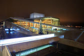 Oslo Opera House Norway — Stockfoto