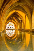 Alcazar of Seville — Stockfoto