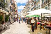 Santo Antao street at Lisbon — Stock fotografie