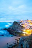 Azenhas do Mar village — Stock Photo