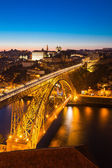 Dom Luiz bridge — Fotografia Stock