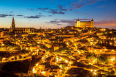 Toledo Cityscape — Stock Photo