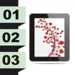 Tablet PC vector illustration — Stock Vector #22346413