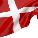 Vector Flags of Denmark — Stock Photo #12193557