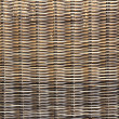 Wicker background — Stock Photo