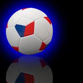 3d Football — Stock Photo