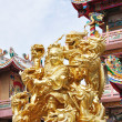 Постер, плакат: Naja goddess in China temple