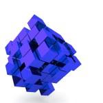 3d illustration basic geometric shapes — Stock Photo #36147967