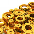 Golden Gears — Stock Photo #50284527